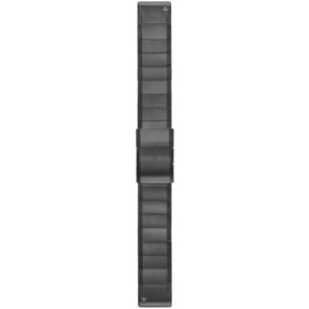 Garmin fenix 5 Metall Uhrenarmband QuickFit 22mm grey